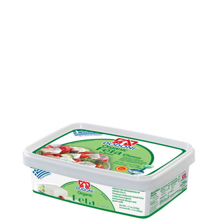 Feta in Lake BIO (150g) Dodoni