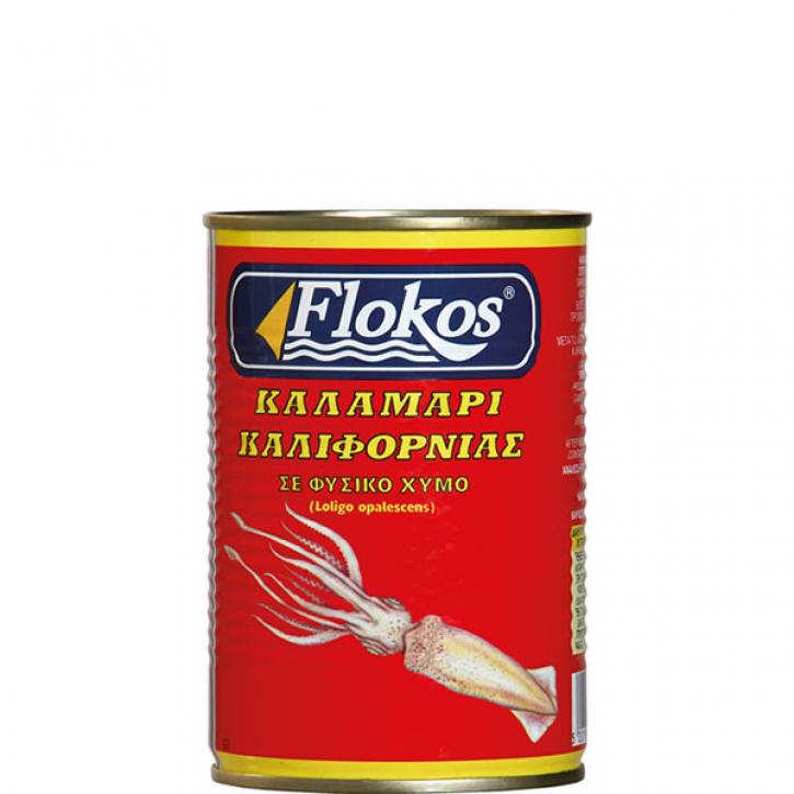 Calamares Natur (370g) Flokos