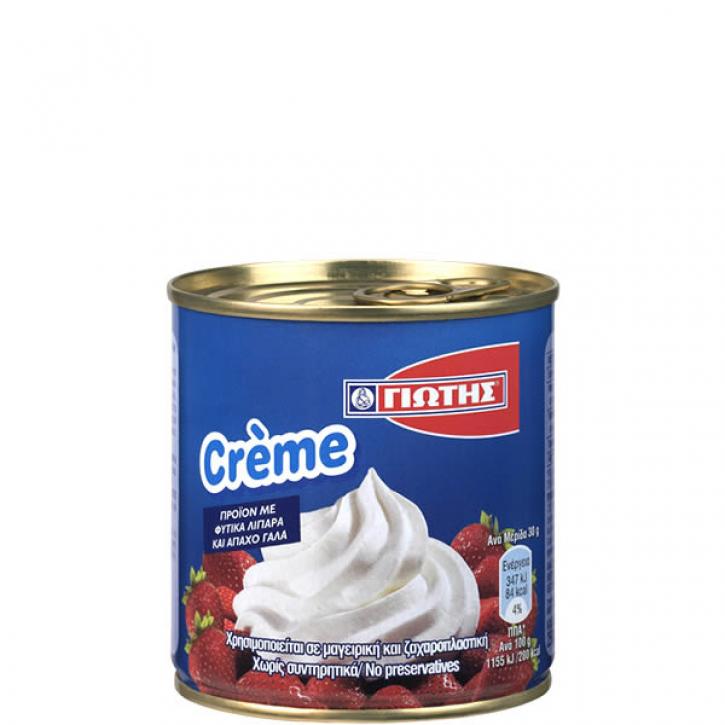 Creme Schlagsahne (250g) Jotis