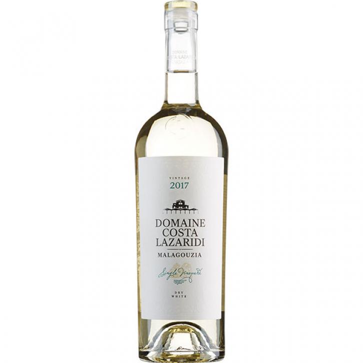 Malagouzia Weiß trocken (750ml) Costa Lazaridi