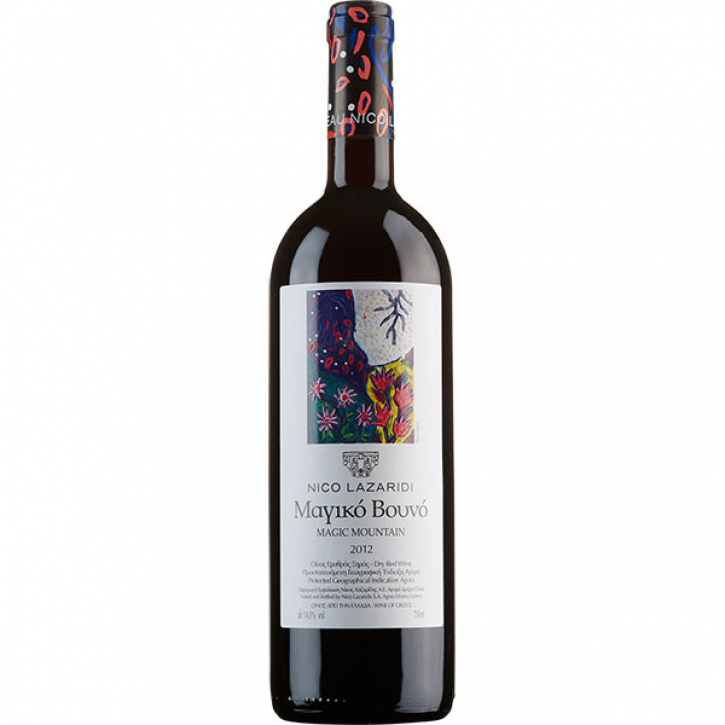 Magic Mountain Rot trocken (750ml) Nico Lazaridi