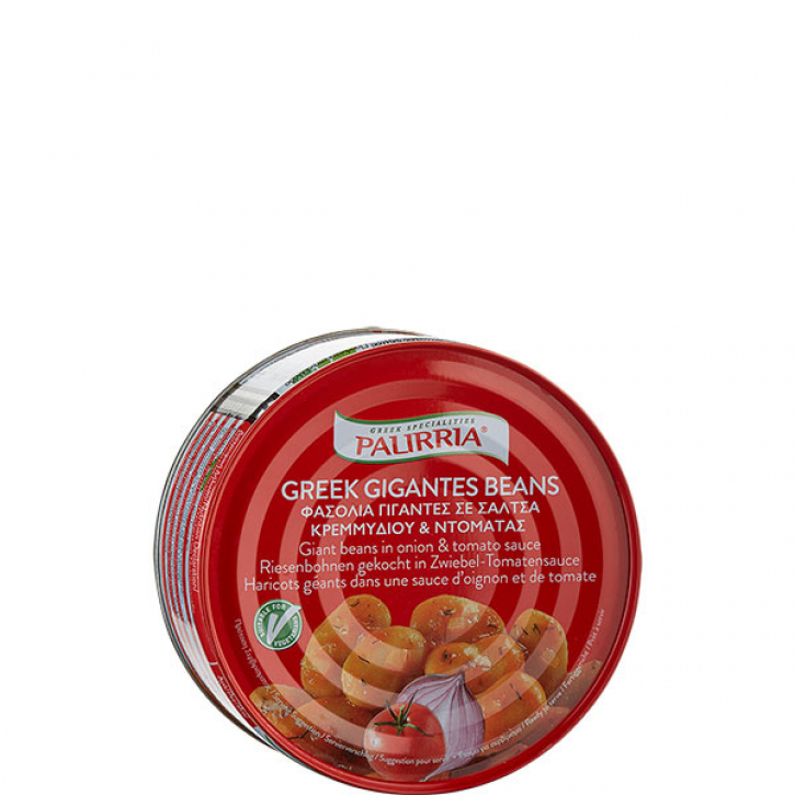 Butterbohnen in Tomatensauce (280g) Palirria