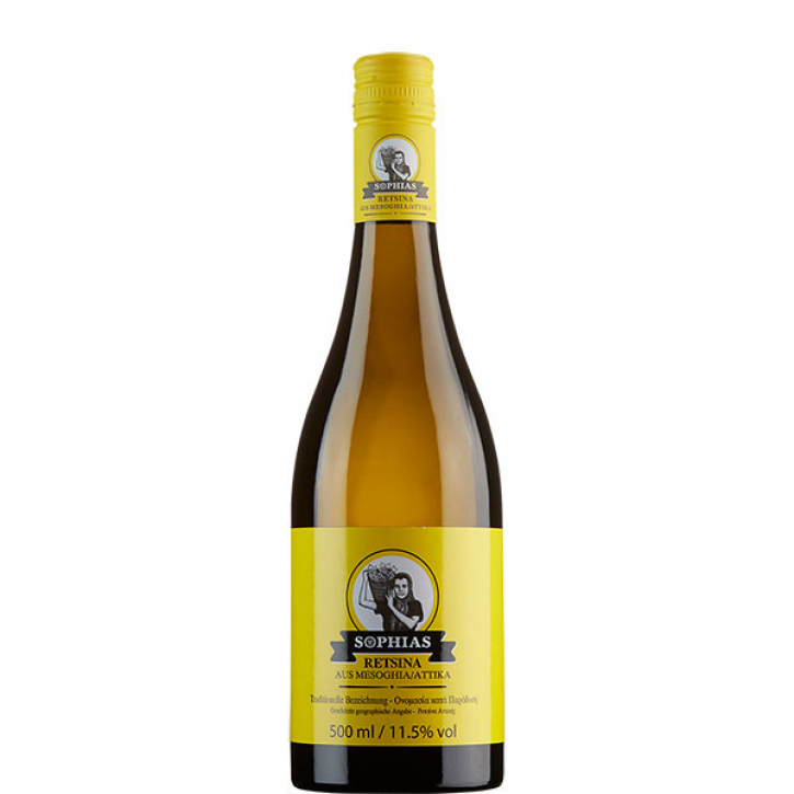 Retsina Sophias (500ml)