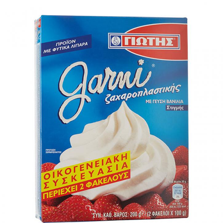 Garni Vanille (200g) Jotis