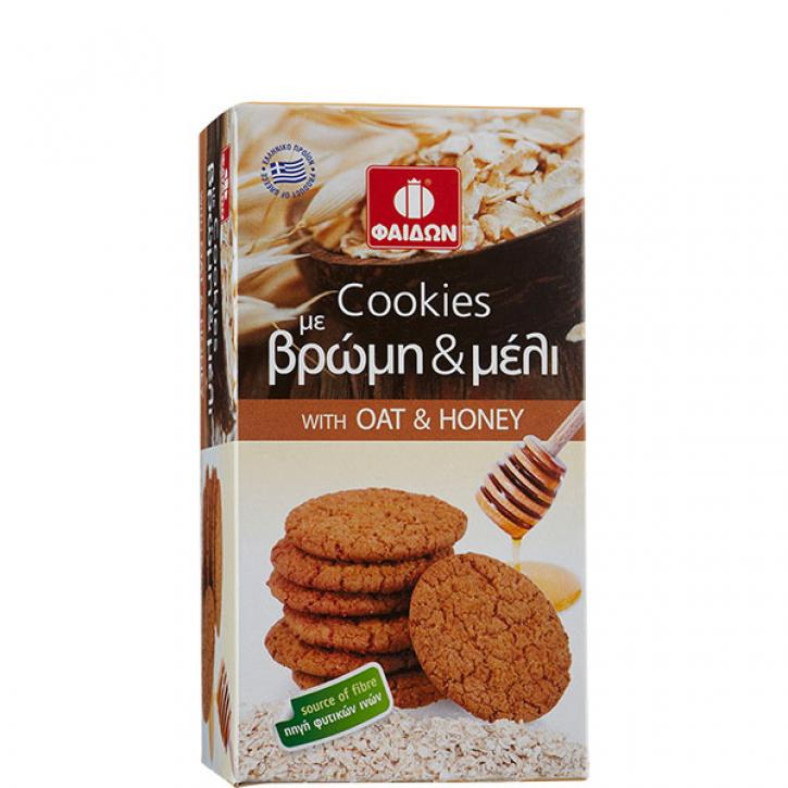 Kekse mit Hafer und Honig (150g) Fedon
