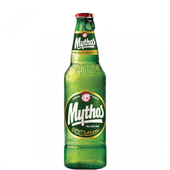 Mythos Bier (330ml) Olympic Brewery