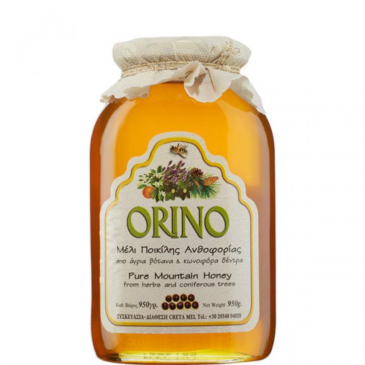 Honig aus Blütennektar (950g) Orino