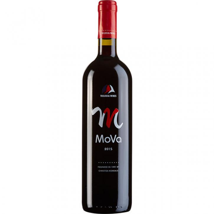 MoVa Rot trocken (750m) Kokkalis