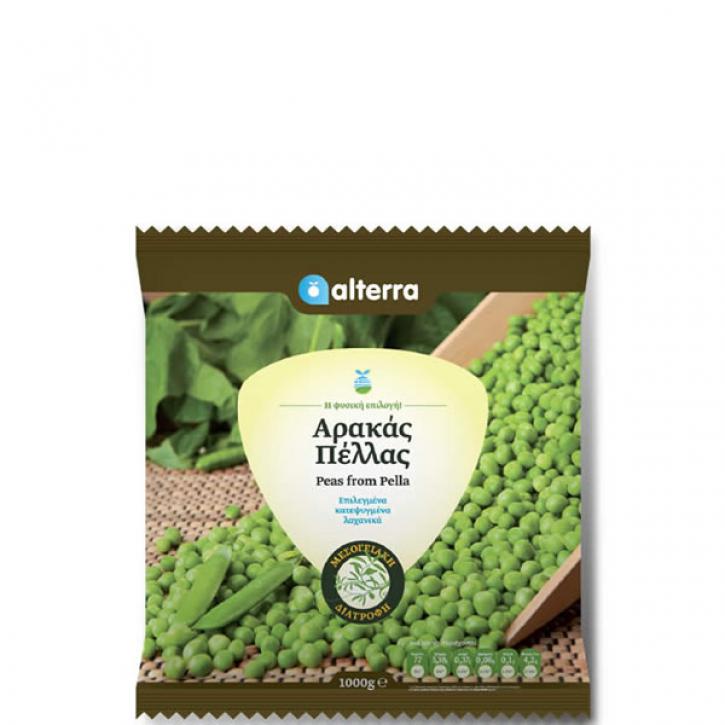 Erbsen grün (450g) Alterra