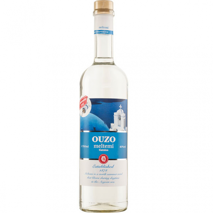 Ouzo Meltemi (700ml/40%) Gatsios