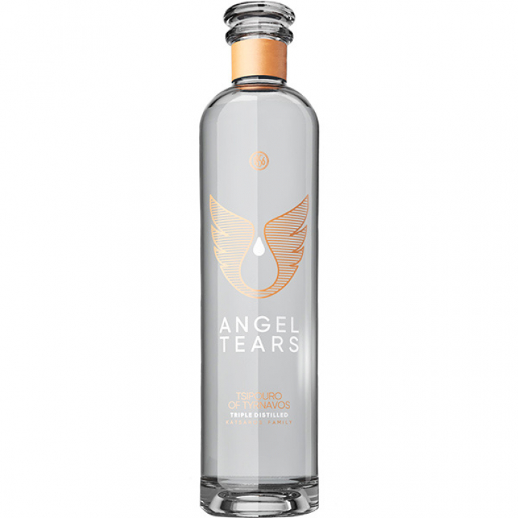 Tsipouro Angel Tears (700ml) Katsaros