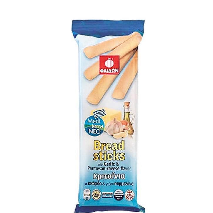 Breadsticks Knoblauch & Parmesan (125g) Fedon