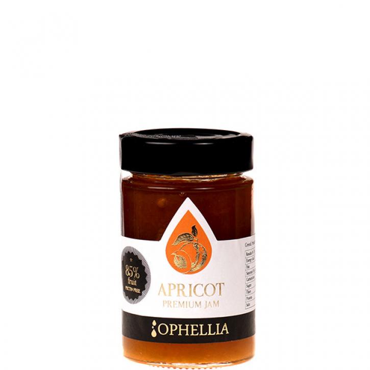 Konfitüre Extra Aprikose 85%  (230g) Ophellia