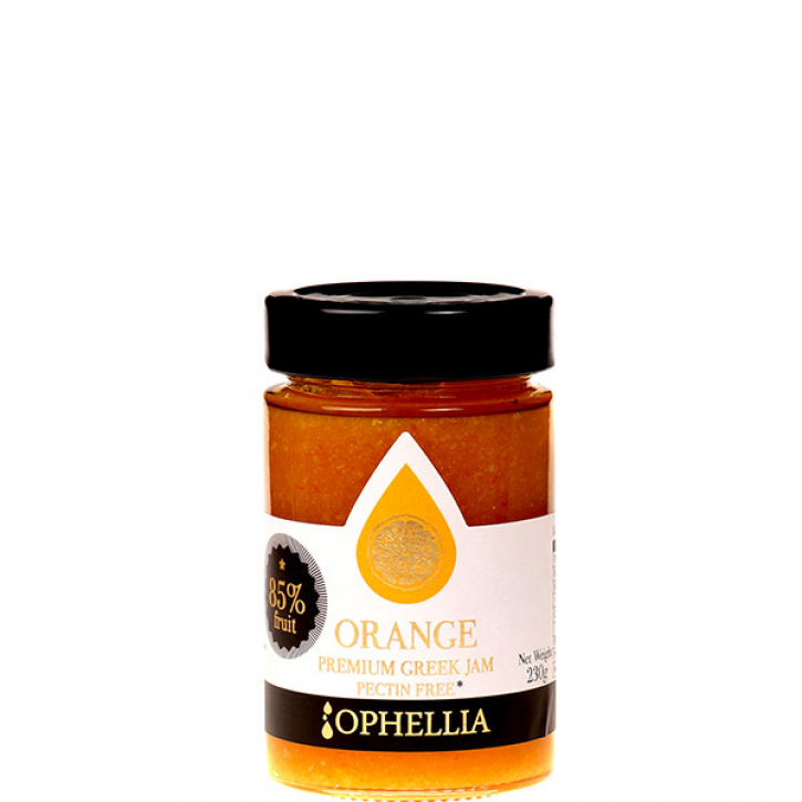 Marmelade Orange 85% (230g) Ophellia