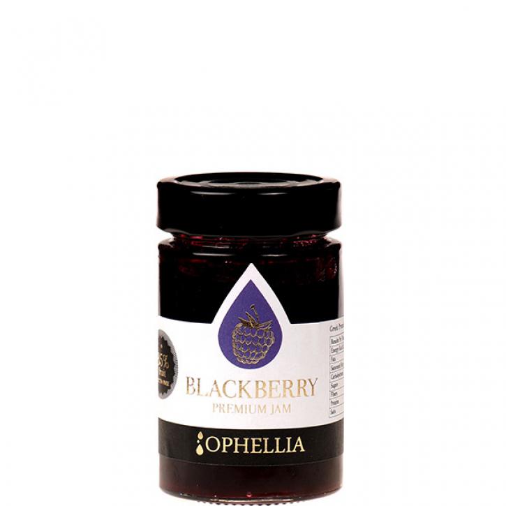 Konfitüre Extra Brombeere 85% (230g) Ophellia