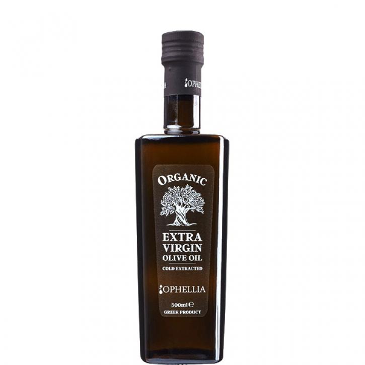 Olivenöl Extra Nativ BIO (500ml) Ophellia