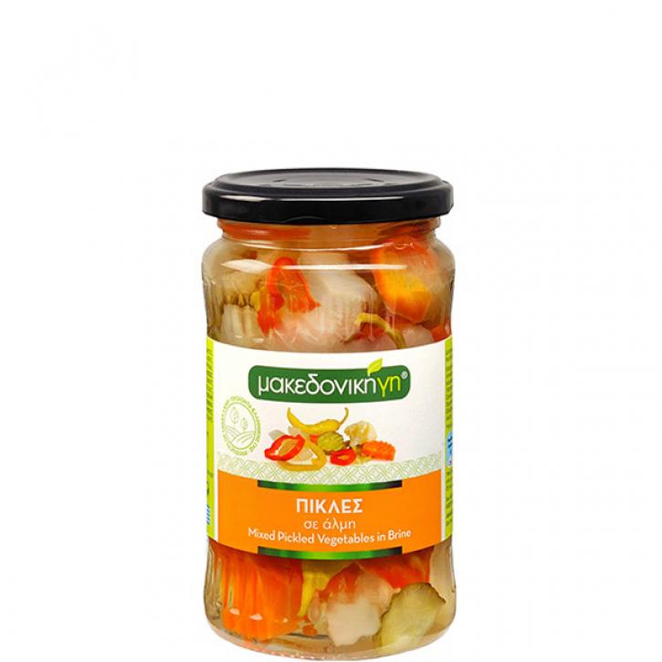Gemischtes Gemüse (360g) Makedoniki Gi