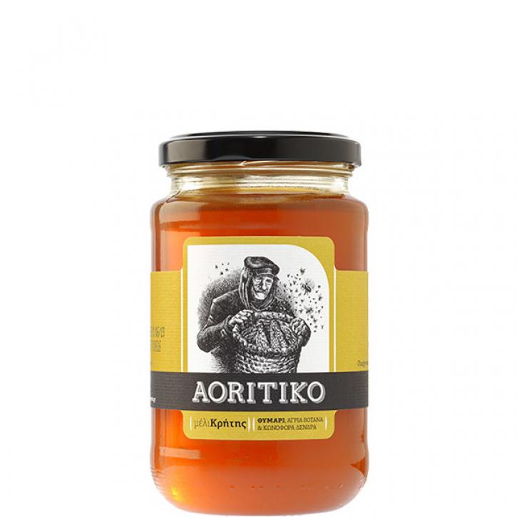 Honig aus Thymian Aoritiko (450g) Fragiadakis