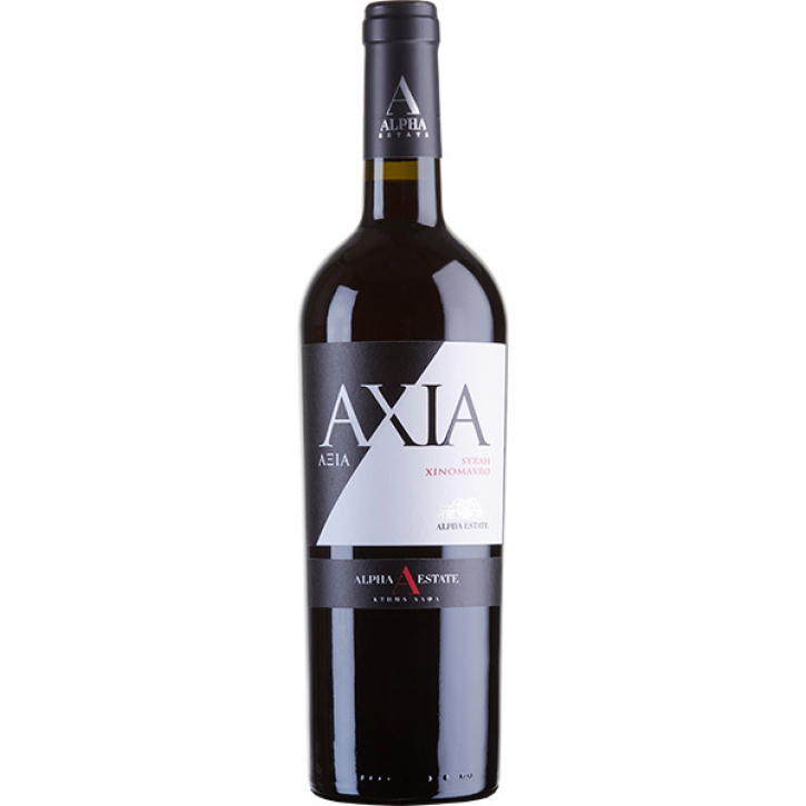 AXIA Rot trocken (750ml) Alpha Estate