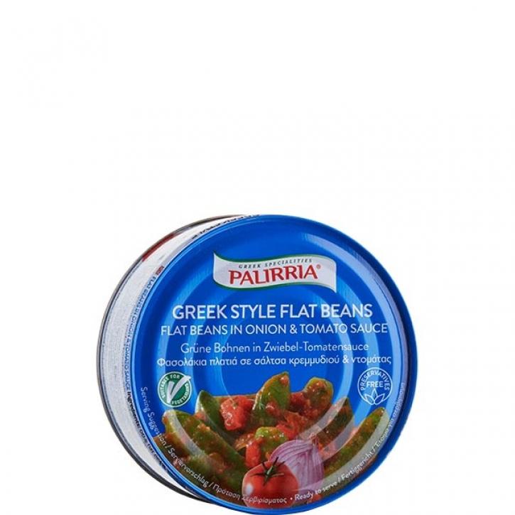 Grüne Bohnen in Tomatensauce Fasolakia (280g) Palirria
