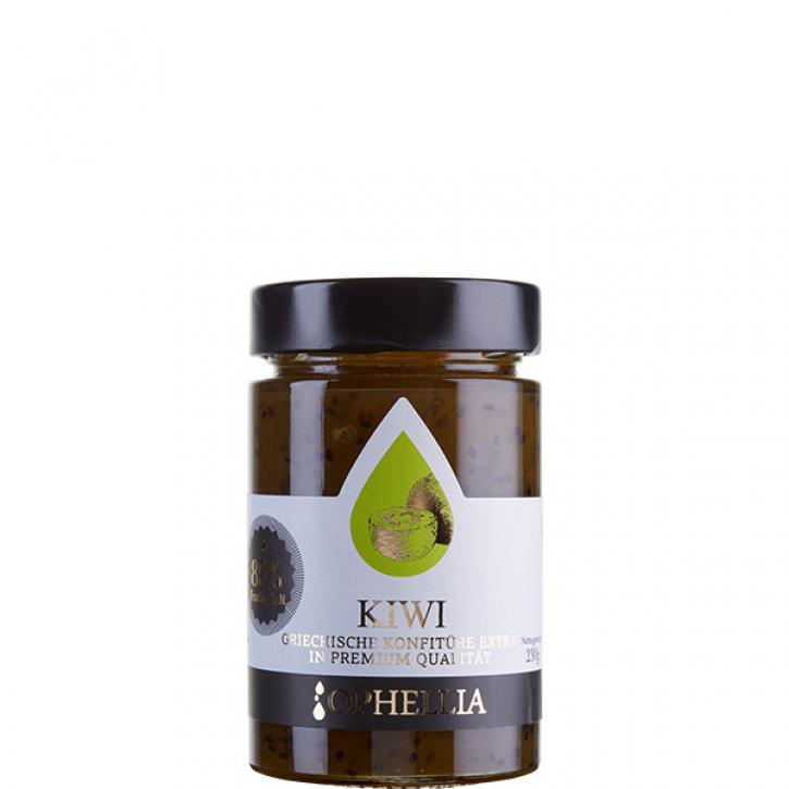 Konfitüre Extra Kiwi 85% (230g) Ophellia