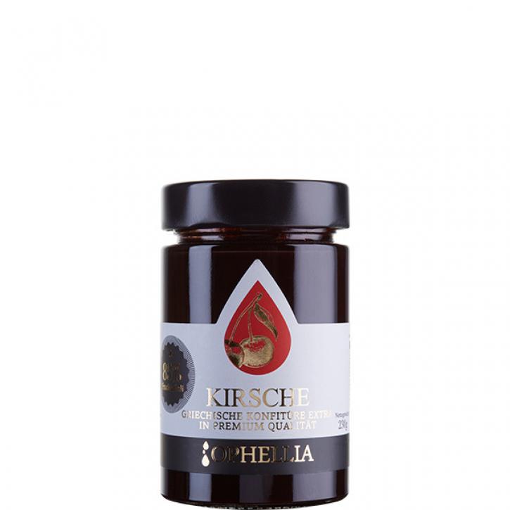 Konfitüre Extra Kirsche 85% (230g) Ophellia