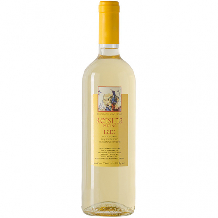 Retsina Lato (750ml) Michalakis