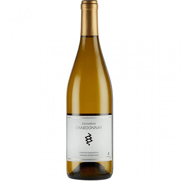 Chardonnay Oak Weiß trocken (750ml) Zacharias