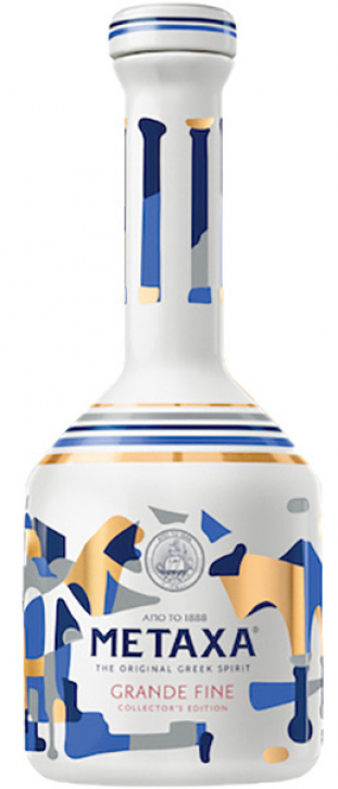 Metaxa Grande Fine (700ml) Collectors Edition