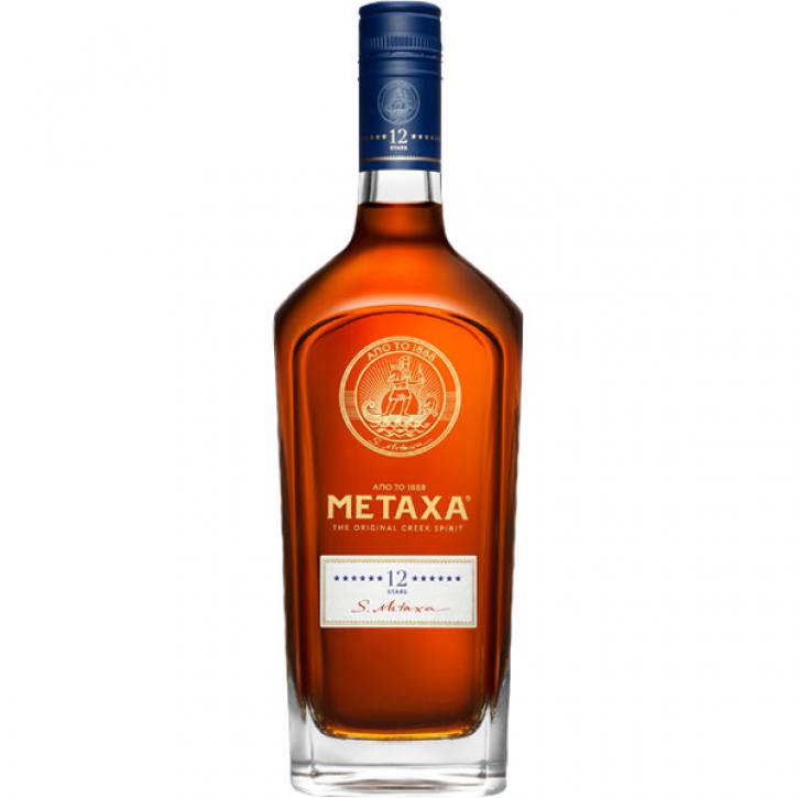 Metaxa 12 Sterne (1Liter/40%)