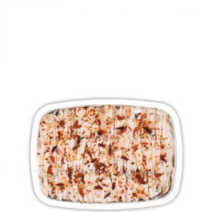 Sardellenfilet pikant mariniert (200g) Locas