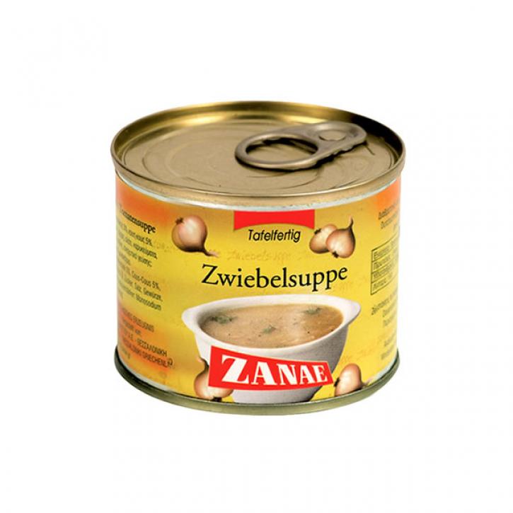Zwiebelsuppe (200ml) Zanae