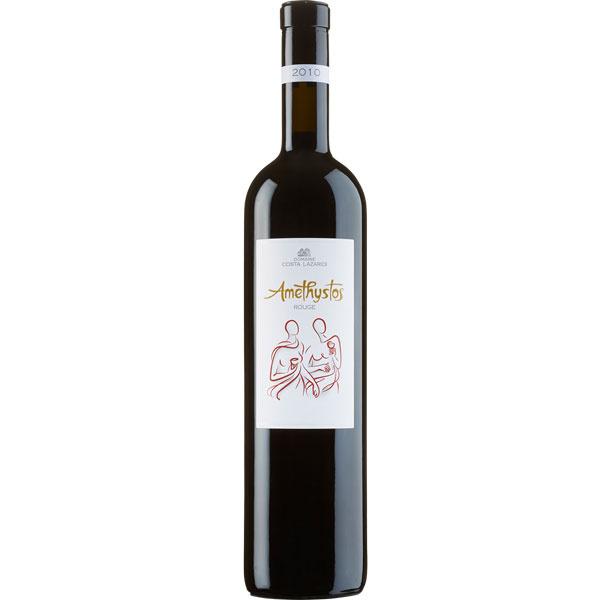 Amethystos Rot trocken Magnum (1,5L) Costa Lazaridi