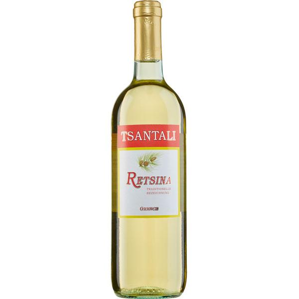 Retsina (750ml) Tsantali