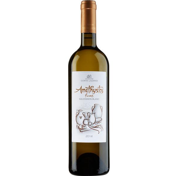 Amethystos Sauvignon Blanc Weiß trocken (750ml) C. Lazaridi