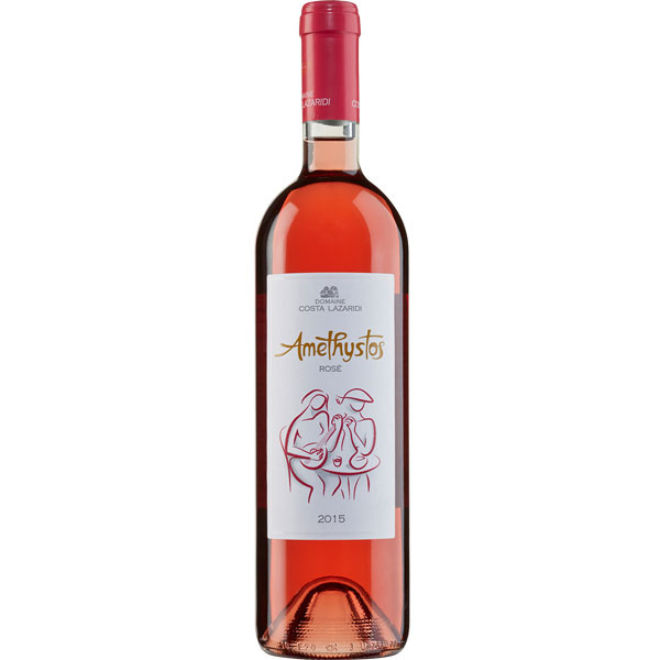 Amethystos Rose trocken (750ml) Costa Lazaridi
