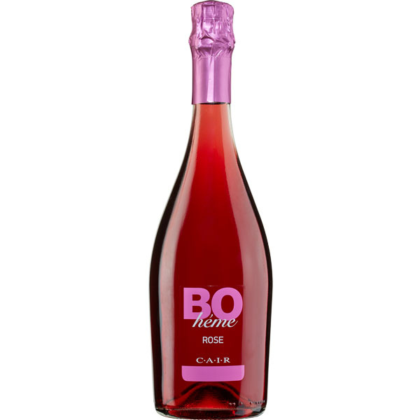 Sekt Boheme Rose Demi-Sec (750ml) Cair