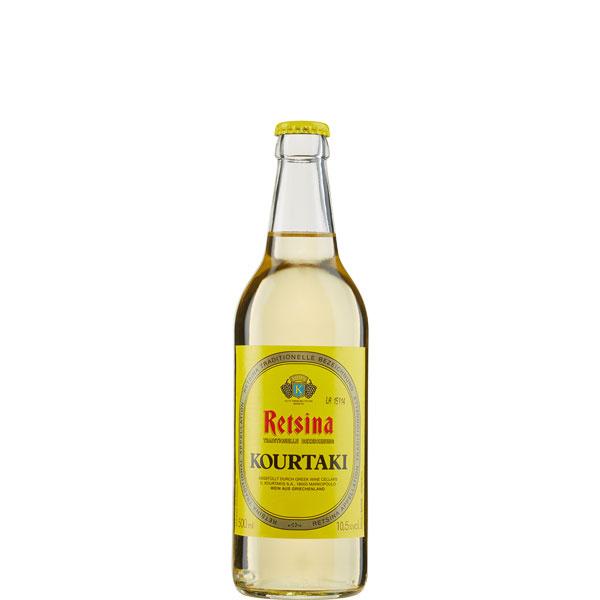 Retsina (500ml) Kourtaki