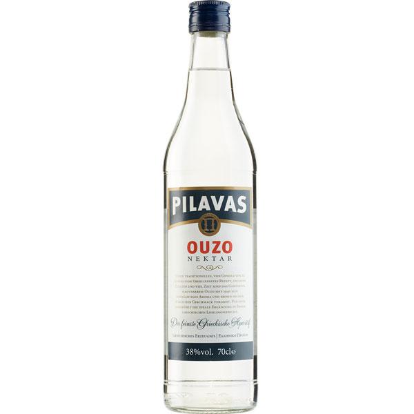Ouzo Nektar Normal (700ml/38%) Pilavas