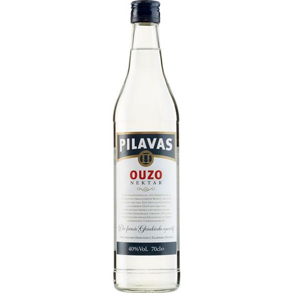 Ouzo Nektar Normal (700ml/40%) Pilavas