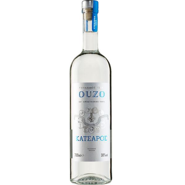 Ouzo Tirnavou (700ml) Katsaros