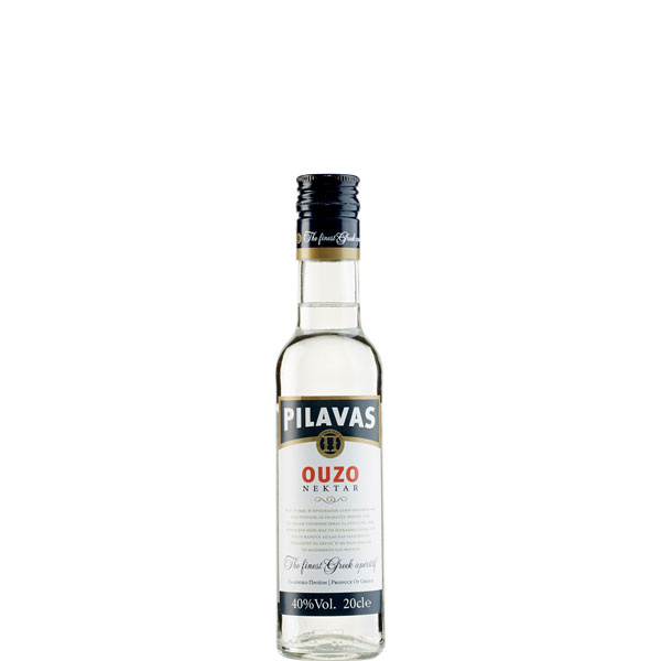 Ouzo Nektar Normal (200ml) Pilavas