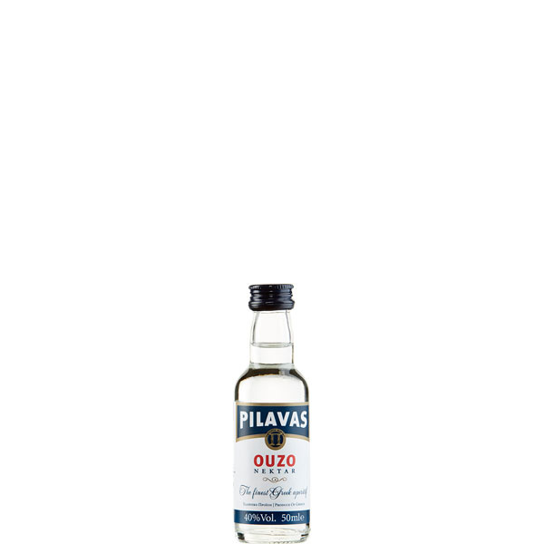Ouzo Nektar Mini (50ml) Pilavas