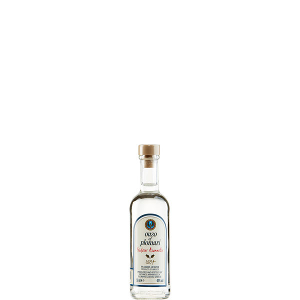 Ouzo Plomari Mini (50ml) I. Arvanitis