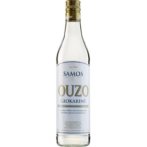 Ouzo Samos (700ml) Giokarini