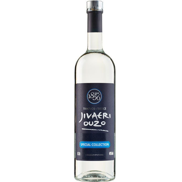 Ouzo Jivaeri Special Collection (700ml) Katsaros