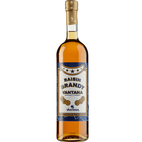 Brandy aus Rosinen (700ml) Vantana