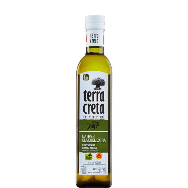 Olivenöl Extra Nativ Kolymvari (500ml) Terra Creta