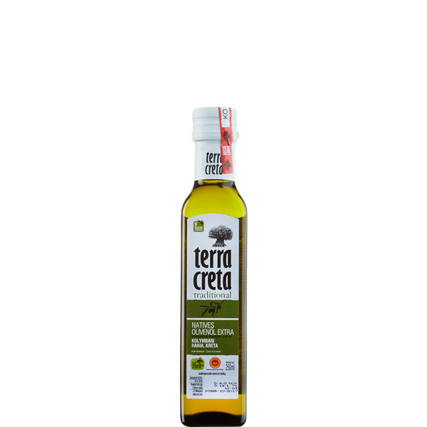 Olivenöl Extra Nativ Kolymvari (250ml) Terra Creta