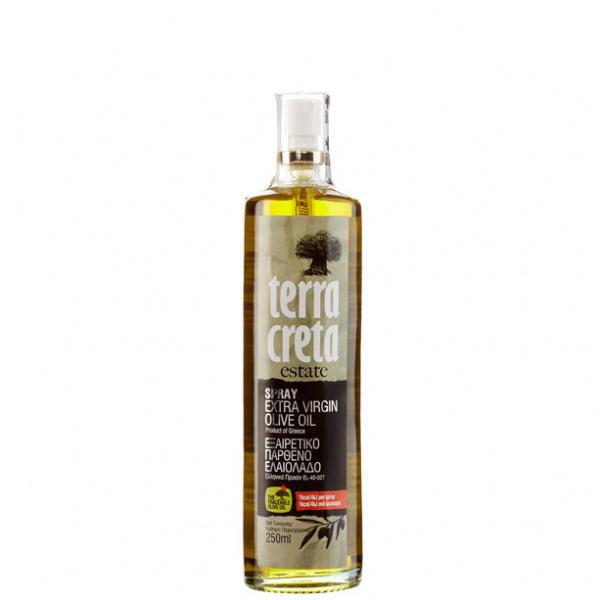 Olivenöl Extra Nativ Kolymvari Sprayflasche (250ml) Terra Creta